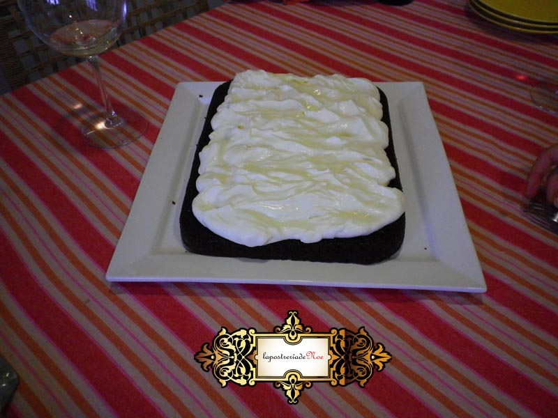 TARTA DE GUINNESS by noelia